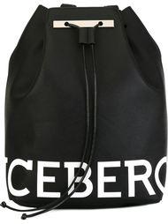 рюкзак с логотипом Iceberg