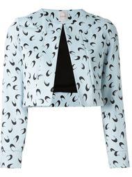 укороченный пиджак 'Rafael' с принтом полумесяцев Eggs