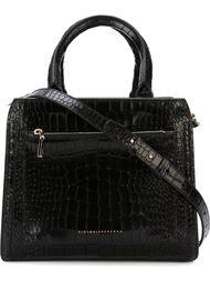 medium textured handbag Victoria Beckham