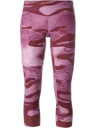printed capri leggings Sàpopa
