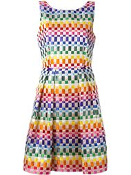 woven ribbon dress Roberto Capucci