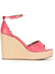 Harp wedge sandals Tabitha Simmons