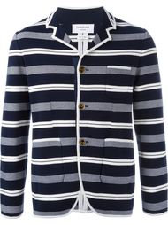 полосатый пиджак Thom Browne