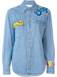'Innocent' denim shirt Ava Adore