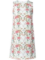 'Franklin' day dress Mother Of Pearl