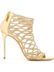 embellished sandals Casadei