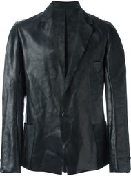 notched lapel jacket Ma+