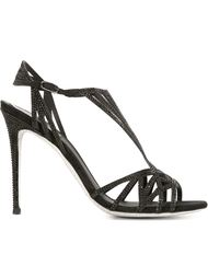 strappy sandals Rene Caovilla
