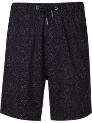 spotted print swim shorts Zanerobe