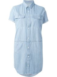 denim shirt dress Carhartt