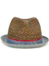 соломенная шляпа Paul Smith