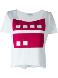 футболка с принтом  Io Ivana Omazic