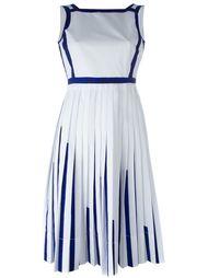 плиссированное платье  Io Ivana Omazic