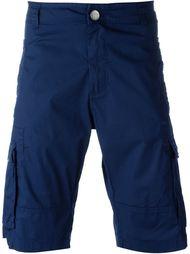 back pocket detail chino shorts Armani Jeans