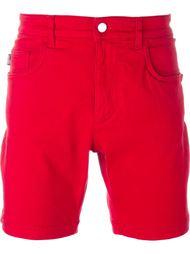 denim shorts  Love Moschino
