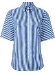 checked short-sleeved shirt Daizy Shely