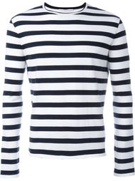 sailor stripe sweater Ermanno Scervino