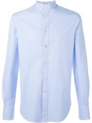 band collar shirt Ermanno Scervino