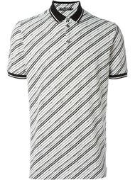 полосатая футболка-поло Dolce & Gabbana