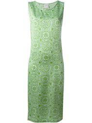 платье с узором  Sybilla