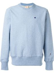 embroidered logo sweatshirt Champion