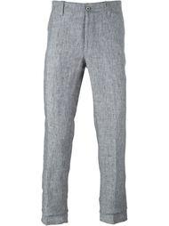 классические брюки-чинос Corneliani