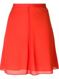 georgette layered skirt  T By Alexander Wang
