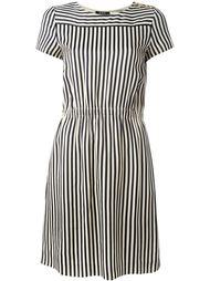 полосатое платье A.P.C.