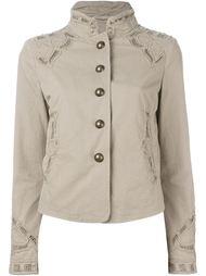 куртка с воротником-стойкой  Ermanno Scervino