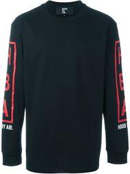 'Burnt' sweatshirt Hood By Air