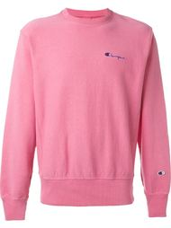 embroidered logo sweatshirt Champion