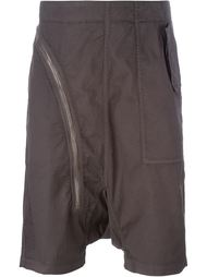 aircut drop-crotch shorts Rick Owens DRKSHDW