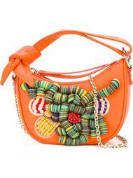 декорированная сумка через плечо Borbonese