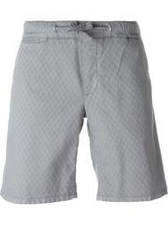jacquard bermuda shorts Eleventy