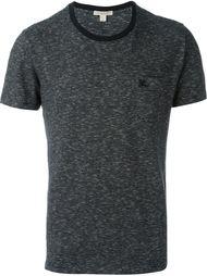 футболка в полоску с нагрудным карманом  Burberry Brit
