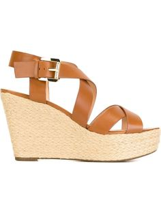 platform sandals Michael Michael Kors