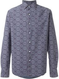 flower print shirt Gabriele Pasini