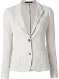 two button blazer Eleventy