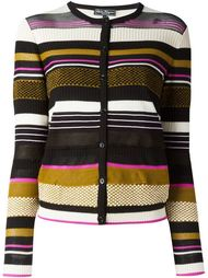 striped cardigan Salvatore Ferragamo