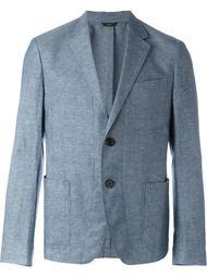 пиджак с накладными карманами Fendi