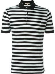 striped polo shirt Burberry Brit
