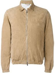 zipped jacket Borrelli