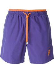 contrast waist swim shorts Vilebrequin