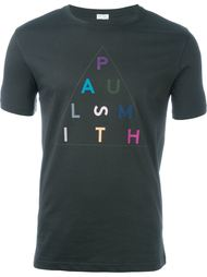 triangle print T-shirt Paul Smith Jeans