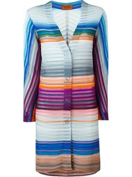 striped long cardigan Missoni