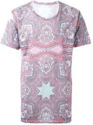 футболка  с принтом пейсли   DressCamp