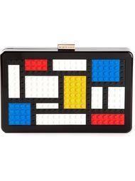клатч 'Mondrian' Les Petits Joueurs