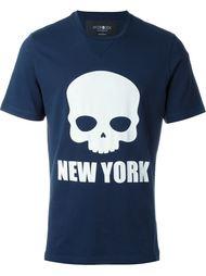 'NY 17' T-shirt Hydrogen