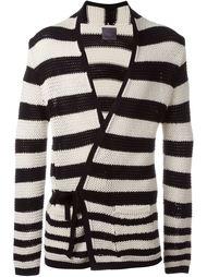 striped cardigan Laneus