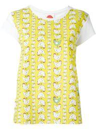 chicken print T-shirt  Ultràchic